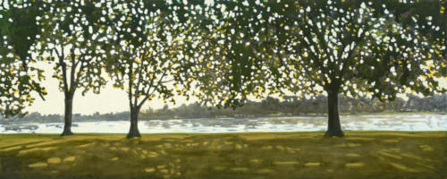 Early Summer Morning,Peterborough 24x60 SOLD